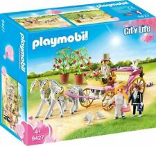 Playmobil 9427 Wedding Carriage Toy
