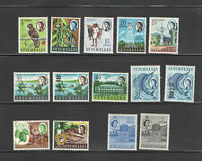 Colony Postage Seychellois Stamps (Pre-1976)