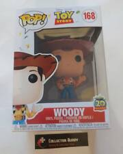 Funko Pop! Disney 168 Toy Story Woody Pixar Pop Vinyl FU6877