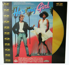 Laserdisc (LD) - He's my Girl - Film Movie CD Video PAL deutsch NEU