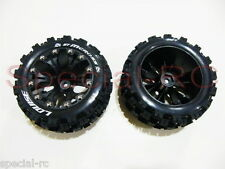 "Louise RC 1/10 ST Mcross 2.8"" tires 12mm hex 1/2 Offset wheels 2pcs  #L-T3272SBH"