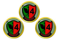 4th Calvaire Squadron (Irlandais Armée ) Marqueurs de Balles de Golf