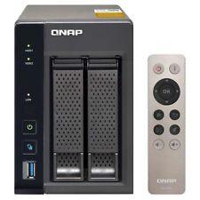 QNAP Netzgebundener Speicher mit Ethernet und 4GB Speicherkapazität
