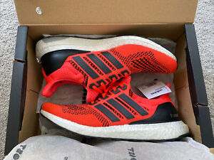Adidas Ultra Boost 1.0 Retro Solar Red 2019 ultraboost size 10