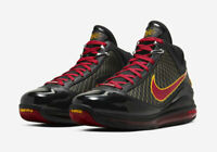 Nike Lebron VII QS Black Size 10 US Mens Athletic Shoes Sneakers