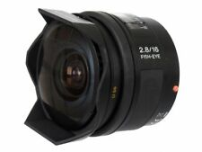 Sony 16mm f/2.8 Fisheye Lens-NEW
