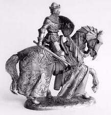 Soldado De Plomo Juguete, King, en el caballo, Coleccionable, rara, Regalo, na