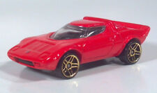 "Hot Wheels Lancia Stratos 2.5"" Gold 5 Spoke Wheels First Editions"