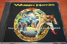 WARREN HAYNES Tales of ordinary madness !!! SPV STEAMHAMMER SUPER