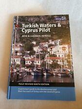 Turkish Waters & Cyprus Pilot Imray
