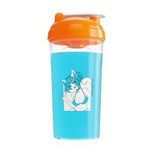 GamerSupps GG Cat Girl Waifu Shaker Cup 7 VII - SOLD OUT! Preorder - Ships Soon!