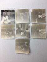 Rare Vintage Photos  1945 Of 7 All Inscribed Larry And Ruby/Lee On Furlough