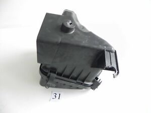 2009 LEXUS IS250 ENGINE AIR INTAKE FILTER CLEANER HOUSING BOX TUBE OEM 742 #31 A
