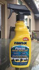 Rain-X Plastic Water Repellent Treatment 620036 Spray Bottle 12 Oz