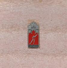 CANADA SPEED SKATING FEDERATION OFFICIAL PIN OLD