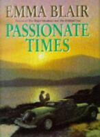 Passionate Times By Emma Blair. 9780593028315