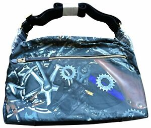 Paul Smith Bicycle Parts Shoulder Flight Holdall Bag Stow Bag