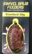 KORUM FISHING SWIVEL GRUB / MAGGOT FEEDER - STANDARD 30g