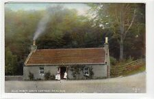 AULD ROBIN GRAY'S COTTAGE, near ELIE: Fife postcard (C13993)