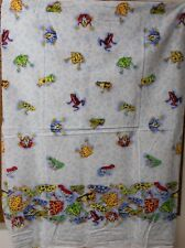 "2 Yards ""Leaping Frogs"" Border Fabric"