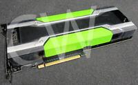 900-22080-0000-000 NVIDIA TESLA K80 Passive Cooling 24GB Video Graphics Card