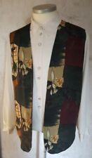 Damen Bluse  mit  Weste C&A,Langarm Gr. 44