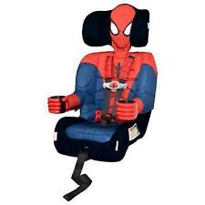 Spider Man Toddler Booster Chair Combination Padded Car Seat Avengers Cup Holder
