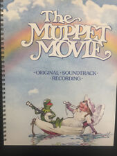 for THE MUPPET SHOW / Kermit / Miss Piggy fans! Album Cover Notebook WOW