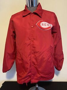 Cincinnati Reds Mitchell & Ness Jacket