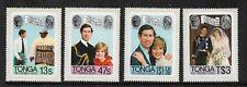 1981 Set 4 1981 Royal Wedding - Prince Charles and Diane Spencer Complete MUH