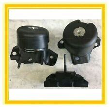 3 Motor Mount For 2015-16 GMC Canyon Chevy Colorado 2.5L4 3.6V6 2WD Engine Trans