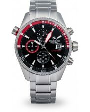 Strumento Marino Silver - RED -  WATCH  SM113MB/SS/NR/RS - NEW