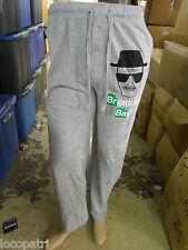 Mens Licensed Breaking Bad Pajama Pants New S