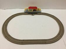 Thomas Train Lower Tidmouth Station with 10 Tracks Curved Straight Trackmaster!