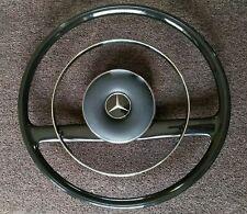 Mercedes Benz black Steering Wheel W100, W108, W109, W111, W112, W113 1959-1966