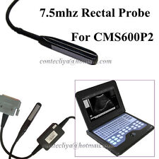 7.5 MHz Rectal Probe for CONTEC brand B-Ultrasound Scanner Machine CMS600P2,New