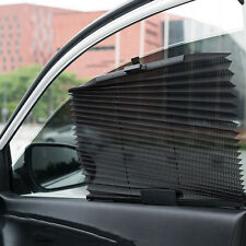 Car Retractable Side Window Sun-shading Curtain Roller Blind Sunshade Sun Shades