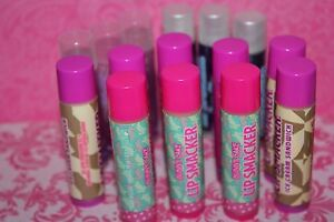 SET OF 3 Lip Smackers MIX FLAVOR  PICK YOUR FAVORITE + GIFT