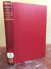 CHRISTIANITY AND NATURALISM By Robert Shafer - 1926