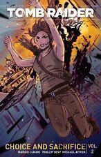 Tomb Raider Volume 2 (2017): By Tamaki, Mariko Sevy, Phillip Lotay, Tula Atiy...