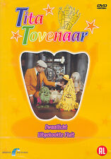 TITA TOVENAAR - DVD SEALED - DWAALLICHT + UITGEKOOKTE FLUIT - TON LENSINK