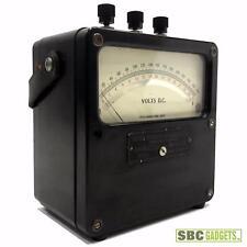 [VINTAGE] Weston Electric Milliamperes D.C. Voltage Tester (Model: 430)