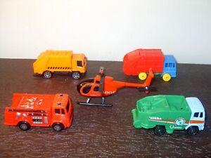 Lot of Five Maisto Diecast Toy Vehicles 1:64 - Very Nice!