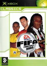 FIFA Football 2003 Classics (Xbox) - Free Postage - UK Seller
