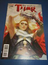 Mighty Thor #705 Artgerm Lau Variant Jane Foster Thor NM Gem Wow