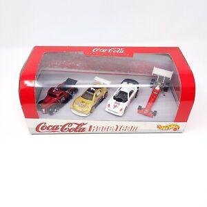 HOT WHEELS Coca Cola Race Team Set 1999