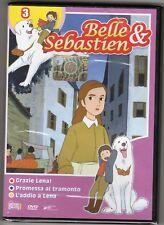 dvd BELLE E SEBASTIEN HOBBY & WORK numero 3