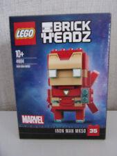 Lego Brickheadz Marvel Iron Man Mk50 41604