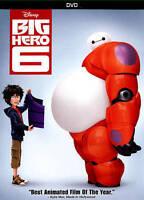 Big Hero 6 DVD DVD