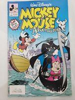 WALT DISNEY'S MICKEY MOUSE ADVENTURES #1 (1990) 1ST DISNEY COMICS ISSUE! FUN! NM